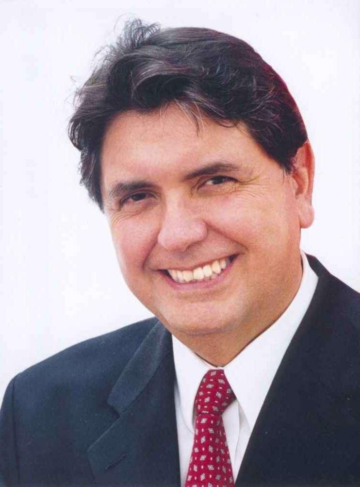 Our Campaigns - Candidate - Alan García